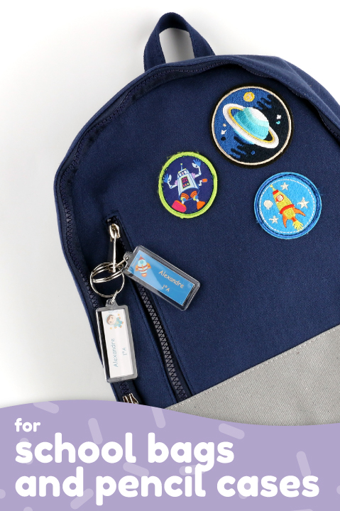 For School Bags and Pencil Cases