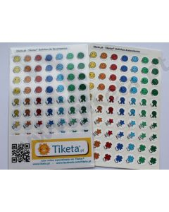 Dot stickers for task/reward board (pack of 140)